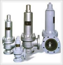 Safety and Control Valves